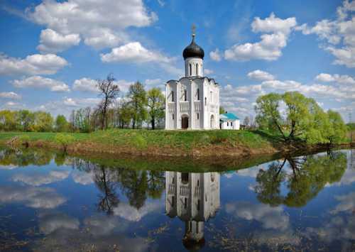 владимирская область: главные города и достопримечательности